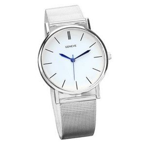 Women's Girls Watches Fashion Stainless Steel Band